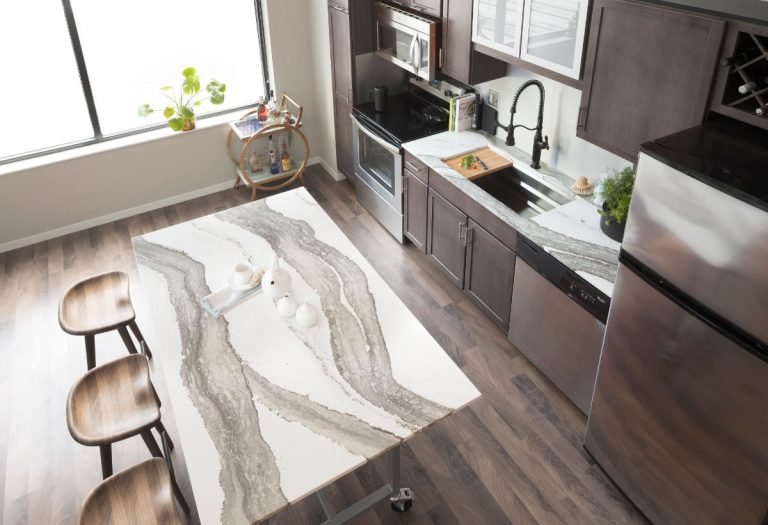 5 Quartz Countertops That Look Like Marble K Amp D Countertops